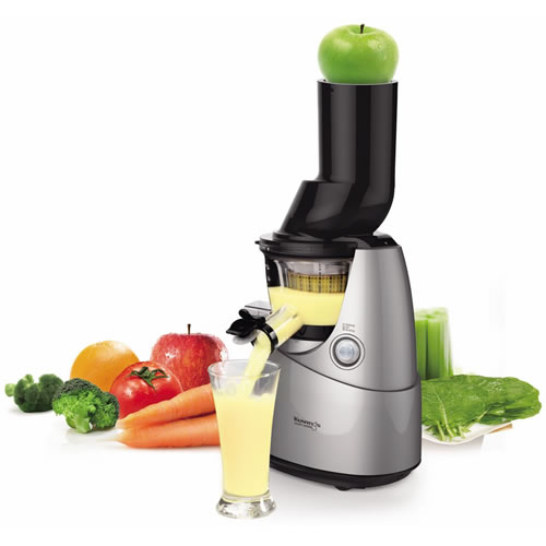 Kuvings Whole Slow Cold Press Juicer Silver