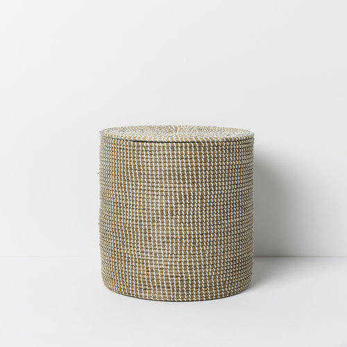 Kori Seagrass Basket Set of Three