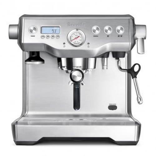 Dual Boiler Coffee Machine