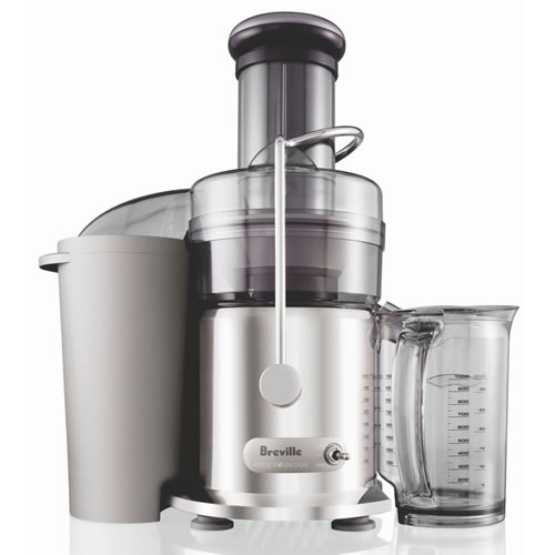 Breville Juice Fountain Plus in Stainless Steel