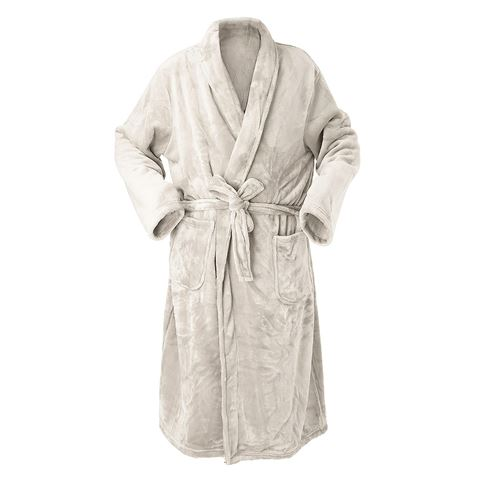 Sand Brogo Robe Small/Medium
