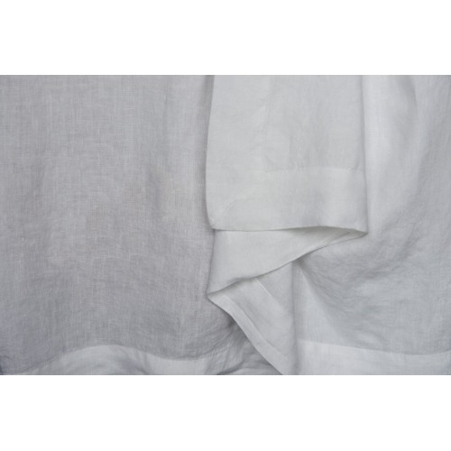 White Queen Flat Sheet