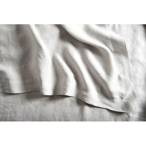 White Queen Fitted Sheet
