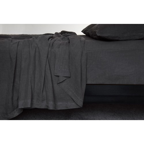 Coal Queen Fitted Sheet