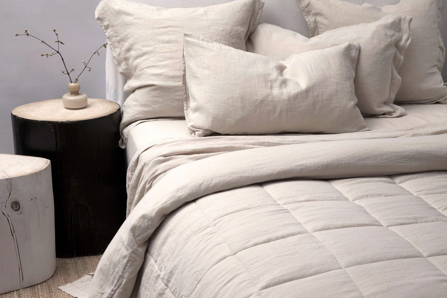 Stone Standard Pillowcase Pair