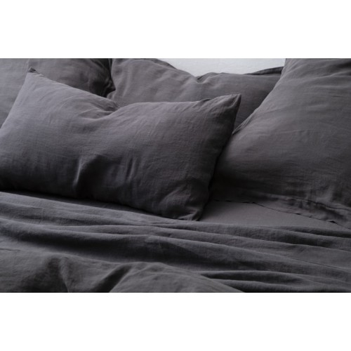 Coal Standard Pillowcase Pair