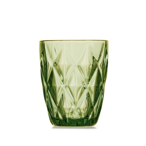 CAMDEN Green Set of Four 260ml Glasses
