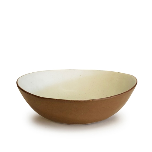 Nomad Bowl Natural Rust 20cm
