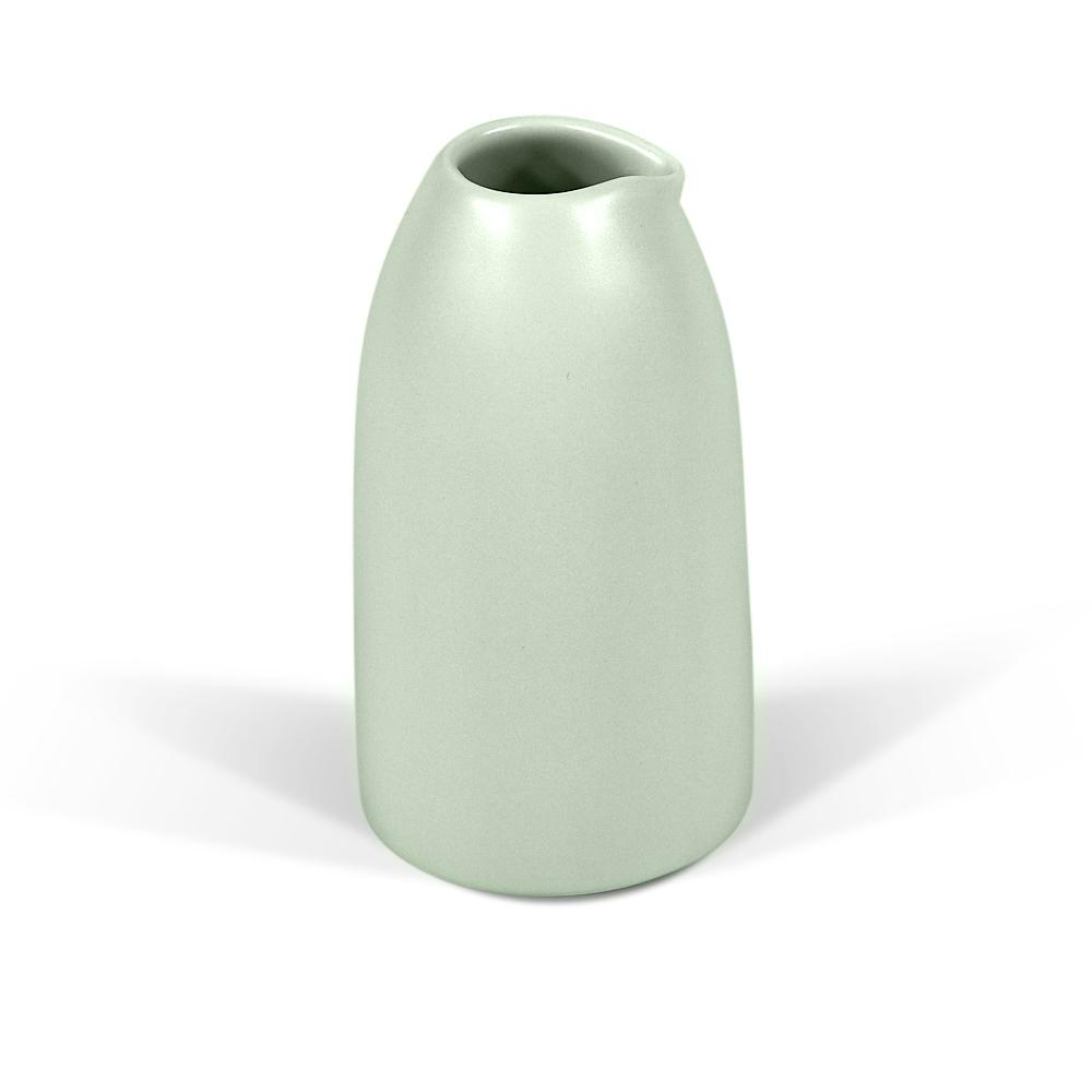 Milk Bottle Small in Limestone