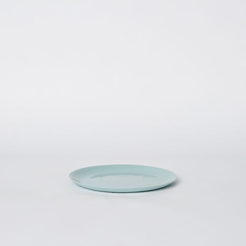 Bread Plate in Blue