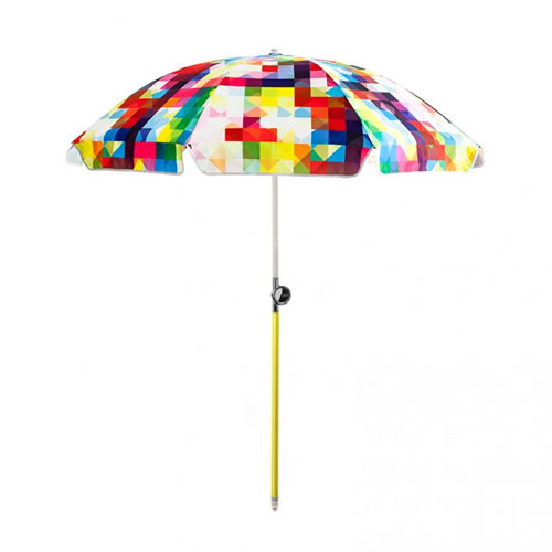 Kaleidoscope Beach Umbrella