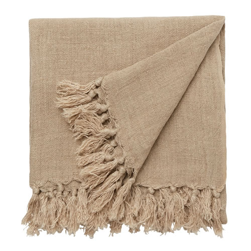 Burton Oatmeal Throw