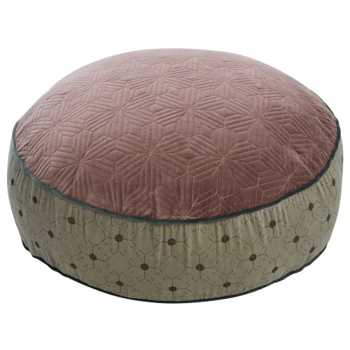 Capella Star Round Floor Cushion