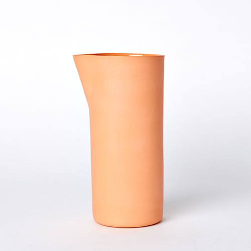 Carafe Medium in Orange