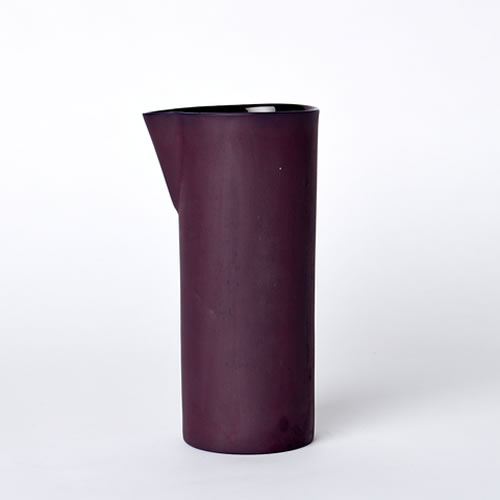 Carafe Medium in Plum