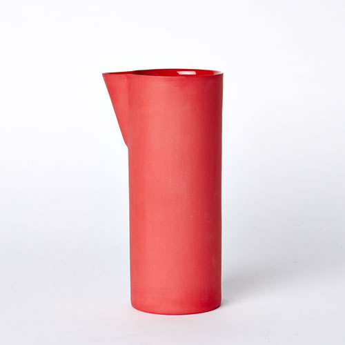 Carafe Medium in Red