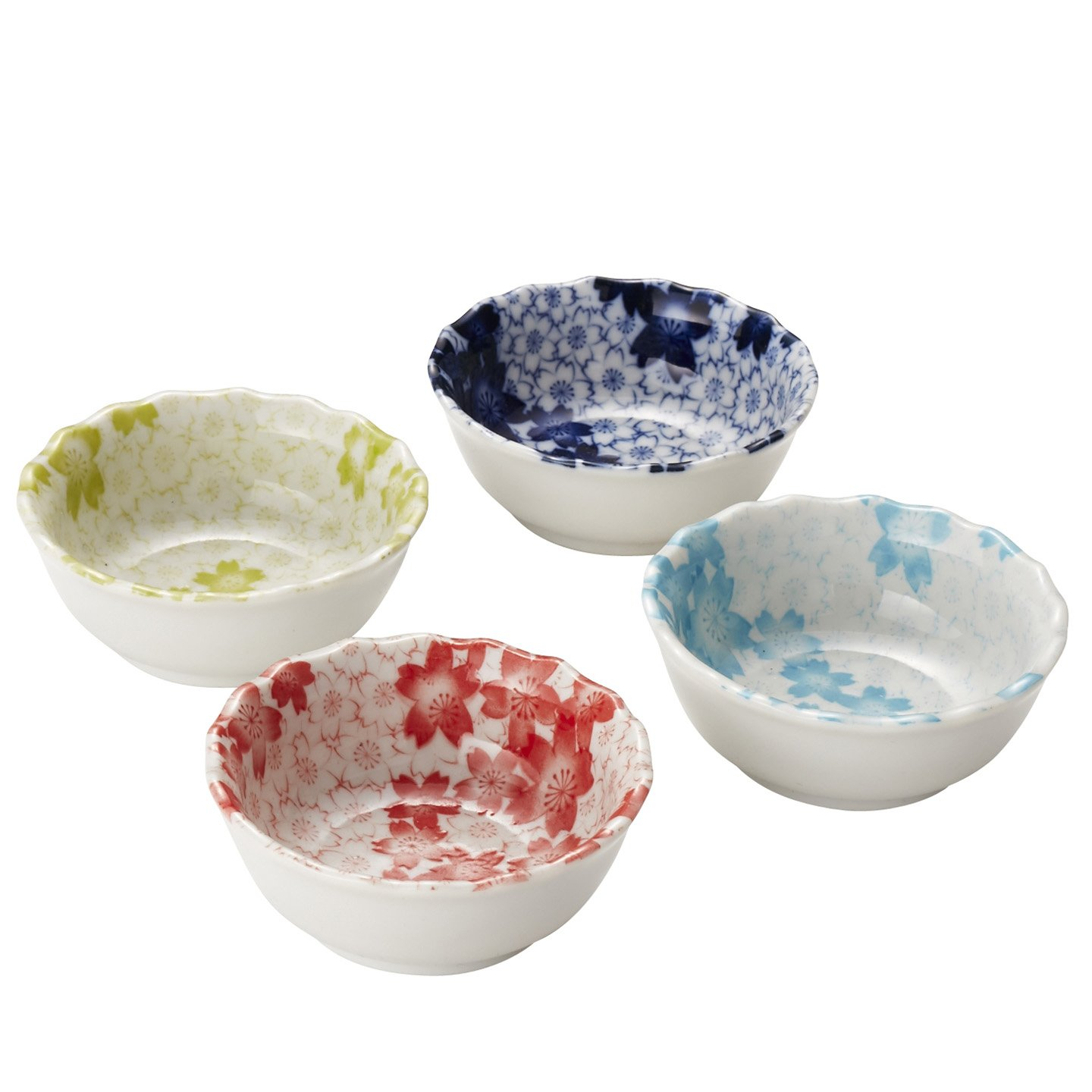 Kasumizakura 4 Dish Set