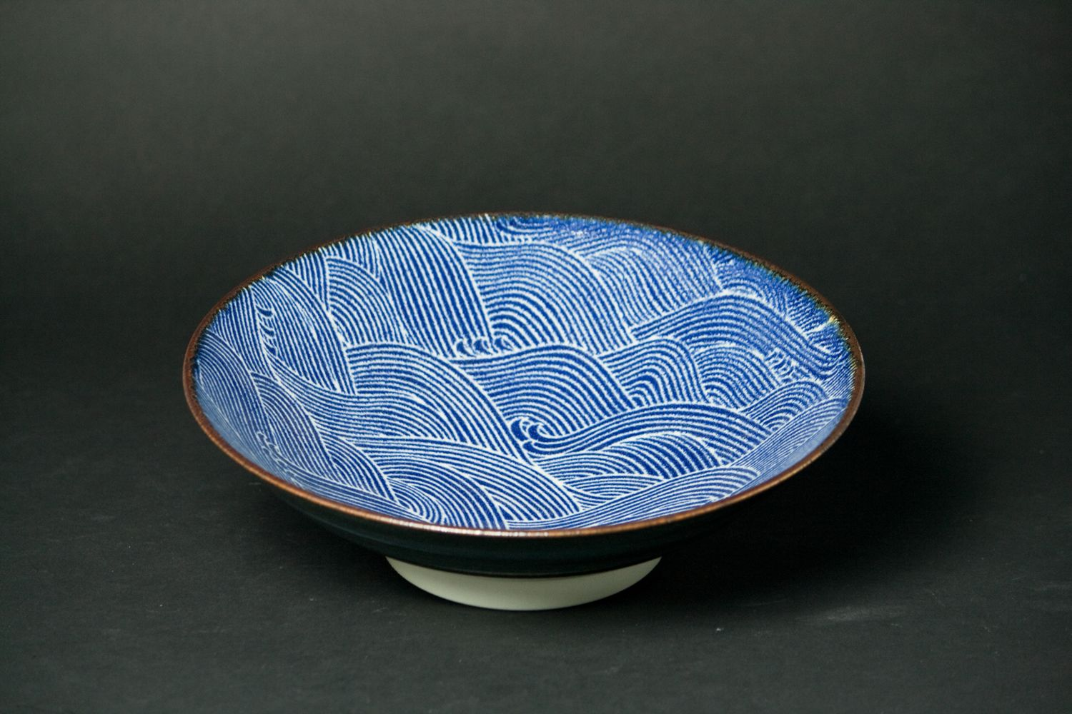 Ohuke Nami Large Bowl