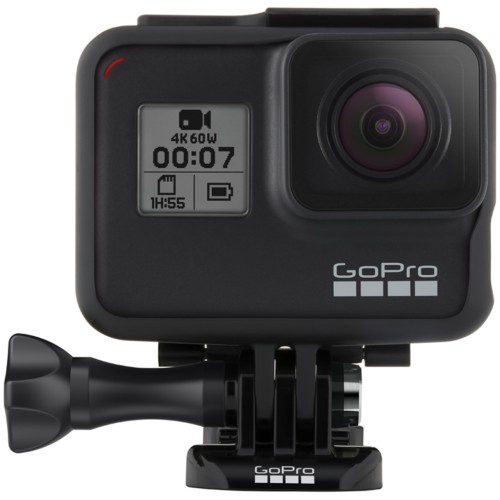 GoPro 12MP Hero 7 Action Camera Black with Bonus SD Card
