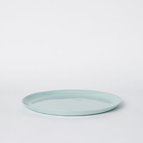 Small Cheese Platter in Blue