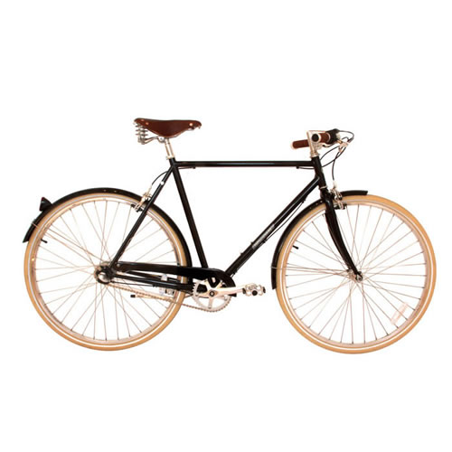 Classic Mens Bicycle in Black