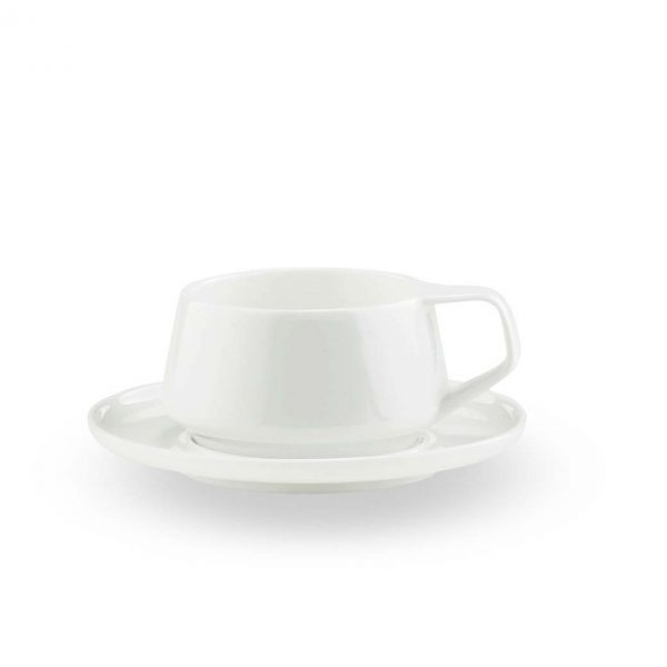 Marc Newson Tea Cup & Saucer Set