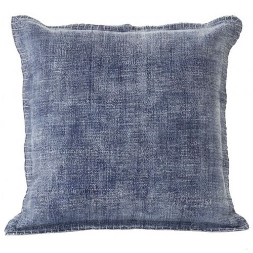 Brooklyn Cushion in Indigo