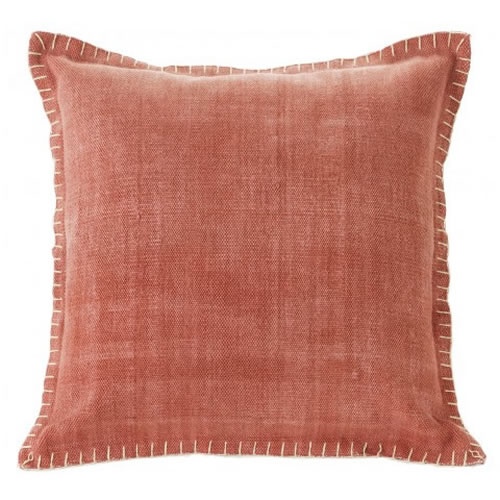 Brooklyn Cushion in Red