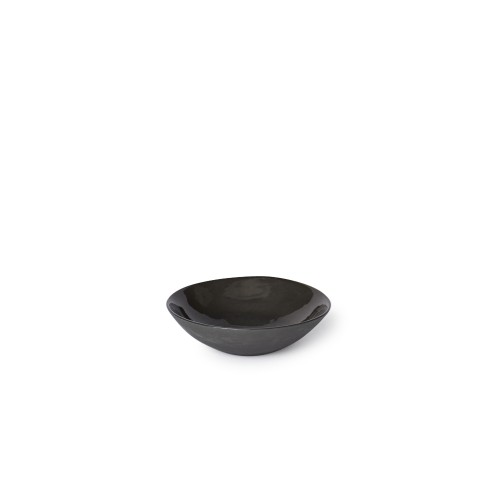 Dipping bowl in Slate