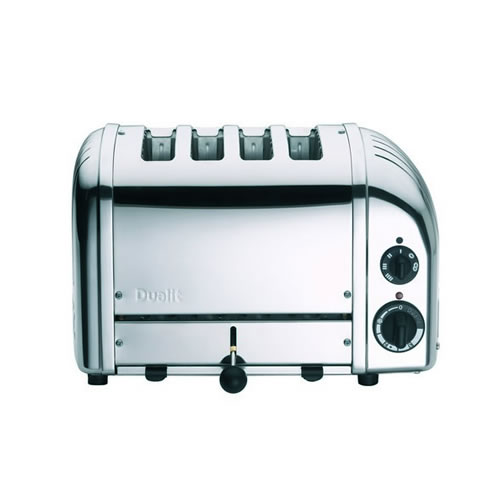 NewGen Polished 4 Slice Toaster