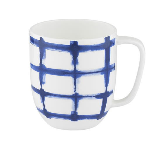 Ecology Indigo Calm Seas Mug Fine