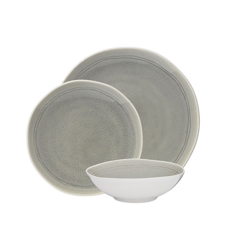 Linea Mineral 12 Piece Dinner Set