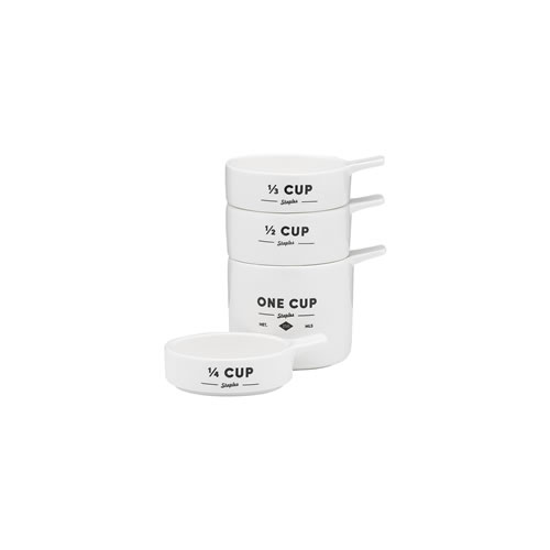 Ecology Staples Foundry Measuring Cups Set