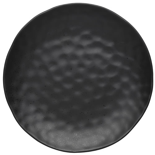 Ecology Speckle Ebony Round Serving Platter 33cm