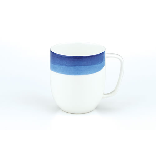 Ecology Seasons Water Colour Ocean Bone China Mug