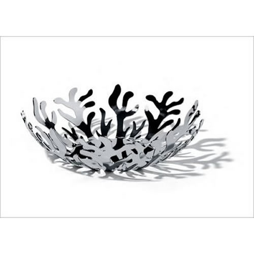 Mediterraneo Bowl 29cm in Stainless Steel