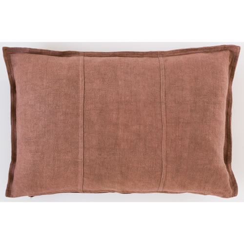 Desert Rose Luca Cushion Linen 40x60cm