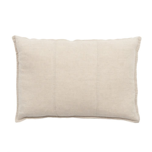 Natural Luca Cushion Linen 40x60cm