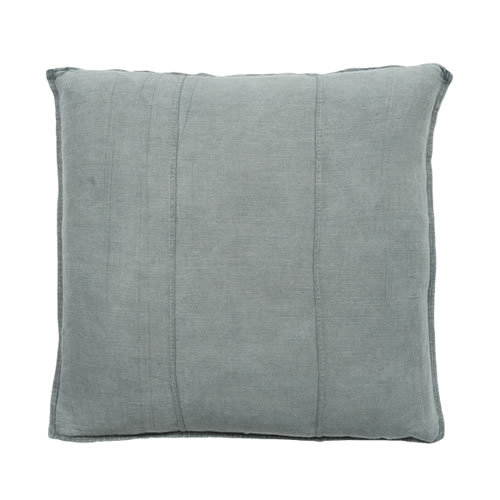 Silver Grey Luca Cushion Linen 50x50cm