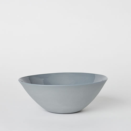 Flared Bowl Cereal Steel