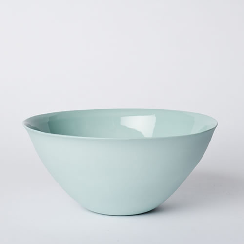 Flared Bowl Large in Blue