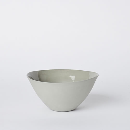 Medium Flared Bowl in Ash