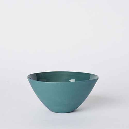 Medium Flared Bowl in Bottle
