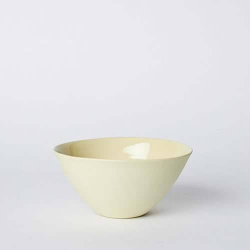 Medium Flared Bowl in Citrus