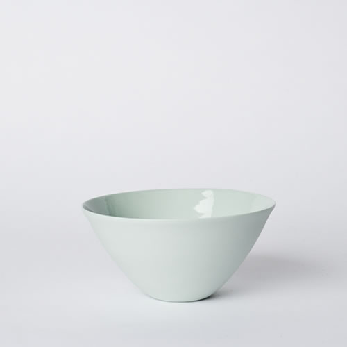 Medium Flared Bowl in Mist