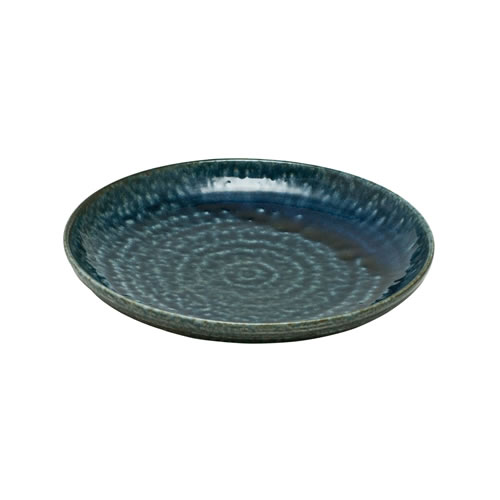 Iroyu Dinner Plate Blue 24cm