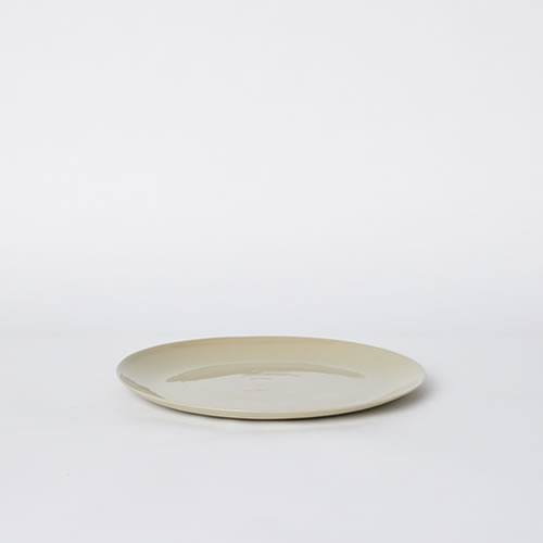 Flared Small Plate in Sand