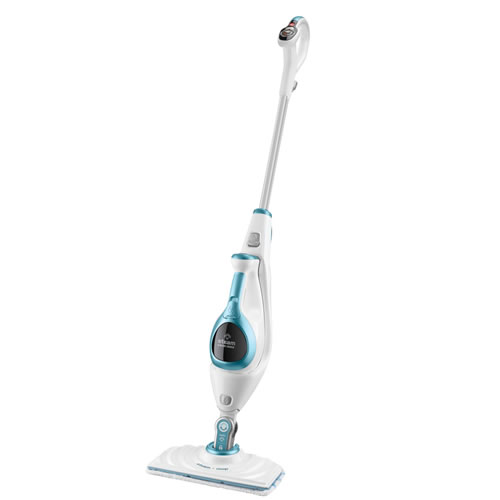 BLACK+DECKER  Deluxe Steam Mop with Steambuster White