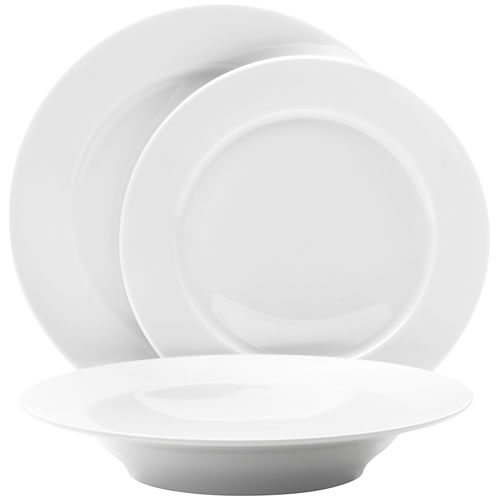 PILLIVUYT 12 Piece Restaurant Set