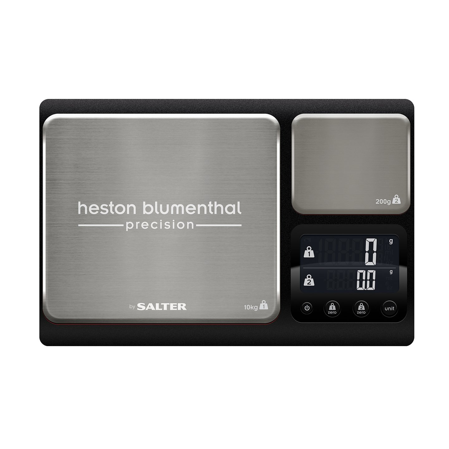 Dual Platform Precision Scale by Heston Blumenthal Precision